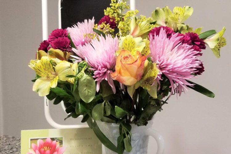 bouquet-roses-mum