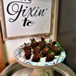 strawberries by Tiffany
